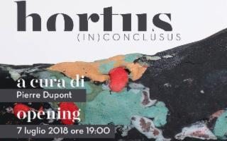 Collettiva 'Hortus (In)conclusus'