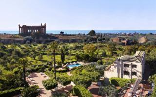 Secondo Forbes uno dei 100 hotel top in Italia si trova ad Agrigento...