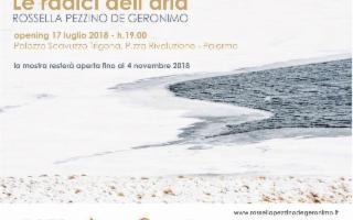 Le Radici dell'Aria, di Rossella Pezzino de Geronimo