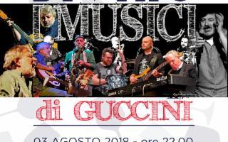 I Musici di Francesco Guccini al DiVino Festival