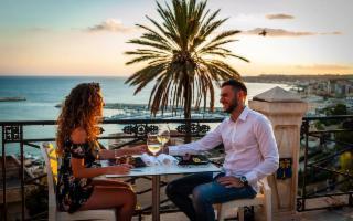 Natale Giunta apre un nuovo ristorante a Sciacca