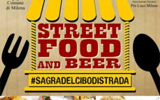 Street Food and Beer a Milena