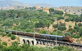 Tornano in Sicilia i ''Treni Storici del Gusto''