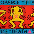 Party of Life by Keith Haring