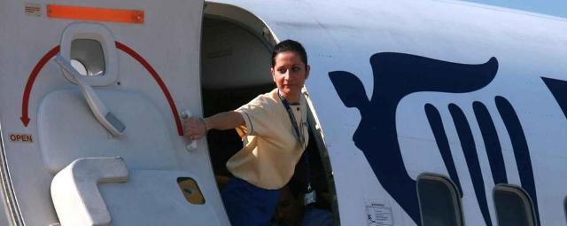Ryanair offre anche concrete possibilità di carriera ai nuovi collaboratori.