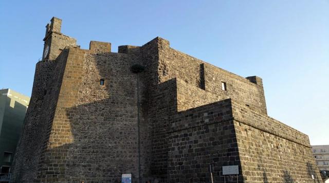 Il castello Barbacane di Pantelleria