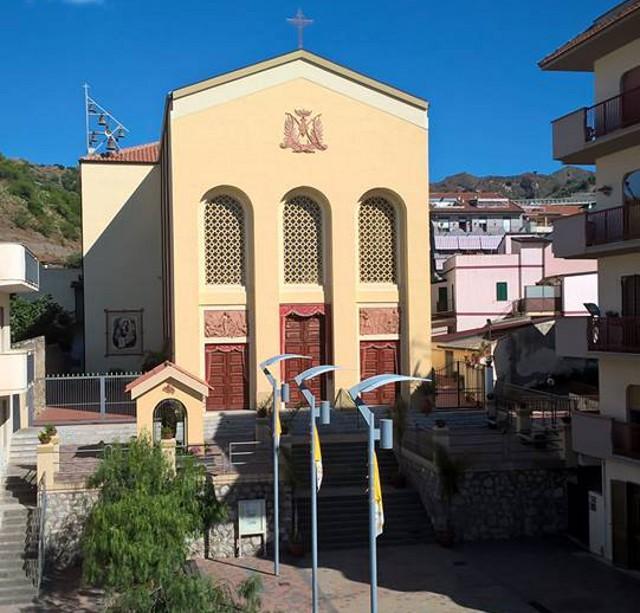 Chiesa di Maria SS di Portosalvo a Santa Teresa di Riva