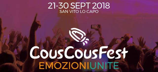 Grandi artisti sul palco della XXI edizione del Cous Cous Fest