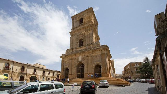 Duomo di Enna, dedicato alla Madonna della Visitazione