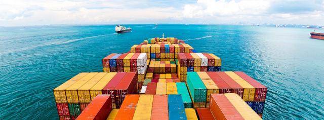 Navi portacontainers
