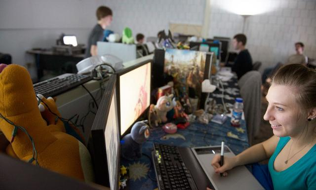 Il trait d'union tra le svariate figure necessarie per creare un video game è la passione per il proprio lavoro