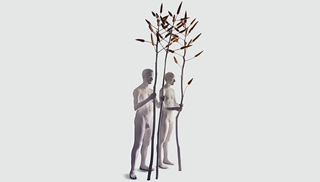 """""""Arcadio / Terre in moto"""", la mostra di Giuseppe Agnello nel Parco Archeologico Naxos-Taormina"""