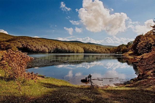 Il Lago Maulazzo - Parco dei Nebrodi