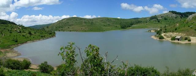 Il Lago Trearie