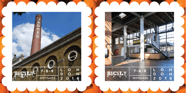 """SicilyFEST"" - The Boiler House, London"