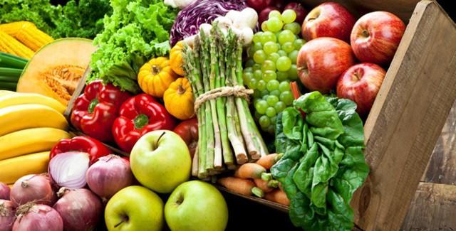 Frutta e verdura biologici