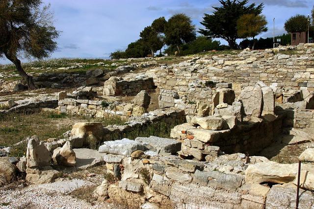 Gli scavi archeologici di Eraclea Minoa - ph © José Luiz Bernardes Ribeiro