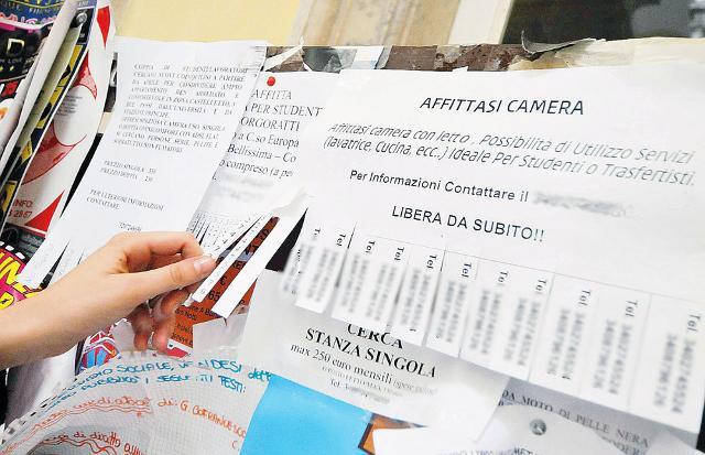 Affitti più cari per gli studenti fuori sede a Palermo e Catania