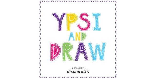 Logo Ypsi and Draw