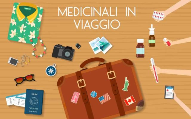 Un'utile farmacia da viaggio...