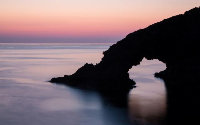 Cinque Vele al mare di Pantelleria