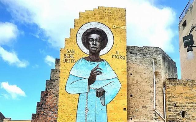 Un giro per Ballarò, che adesso è anche il quartiere dei murales d'artista