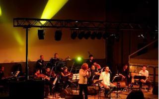 Aria di Faber - Orchestra Sinfonietta & Giancarlo Parisi