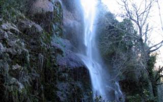 Escursione alla Cava dell'Acqua