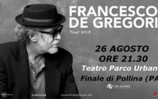 Francesco De Gregori in concerto