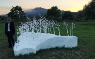L'arte contemporanea debutta nel parco archeologico di Naxos