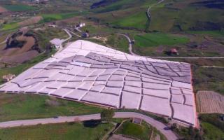 A Gibellina apre Museo del Grande Cretto di Burri