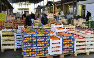 Il mercato ortofrutticolo di Palermo chiuso in via precauzionale