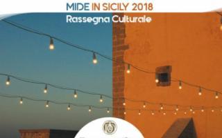 Rassegna Culturale MIDE in Sicily 2018