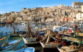 L'Azzurro Food porta a Sciacca la convenzione ''Flag fishery local action group''