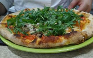 Insuperabile, irrinunciabile pizza!