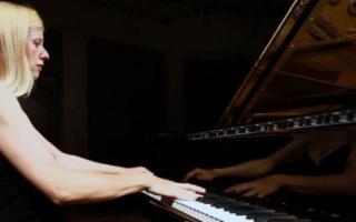 La pianista Valentina Lisitsa a Palermo Classica