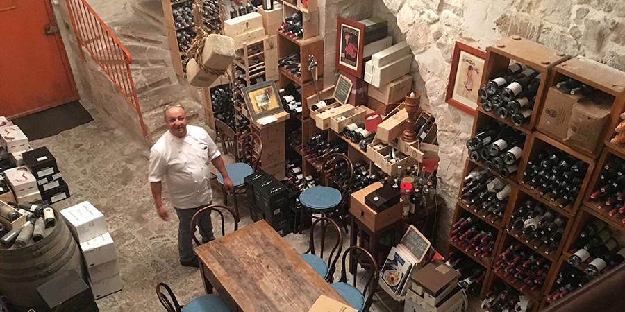 La carta dei vini di ciccio sultano tra le 100 migliori for Migliori disegni di cantina
