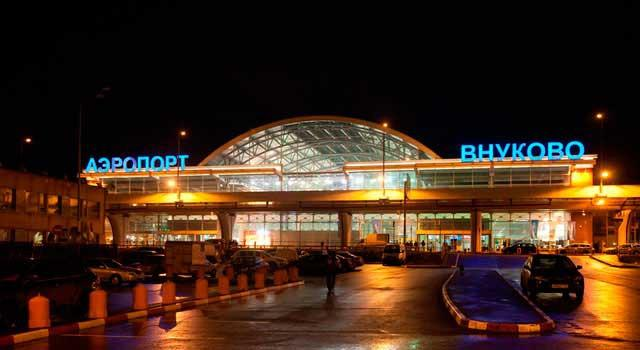 Aeroporto Mosca Vnukovo (VKO)