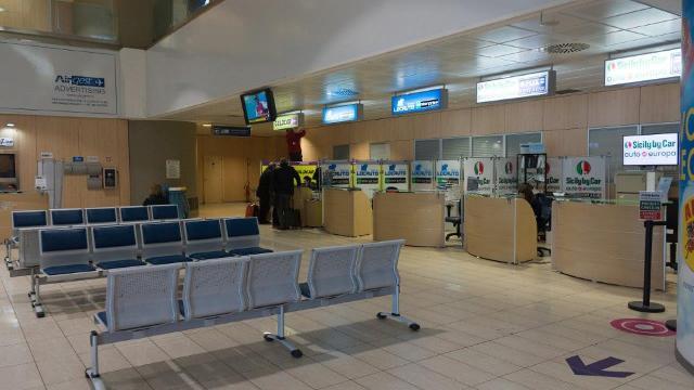Aeroporto Vincenzo Florio di Trapani Birgi