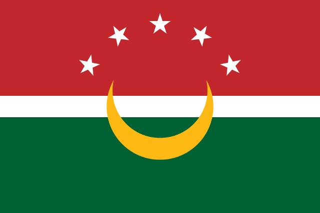 Bandiera del Maghreb