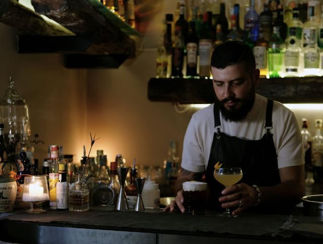 Gianluca Di Giorgio, Bartender del Bocum Mixology di Palermo