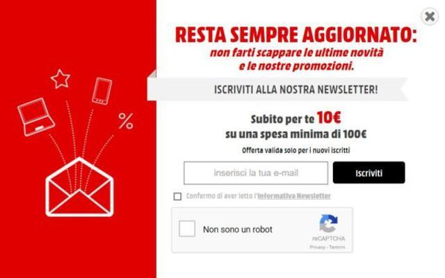 Circa il 55% dei residenti in Italia ha effettuato spese a fronte di un buono sconto ricevuto per email...