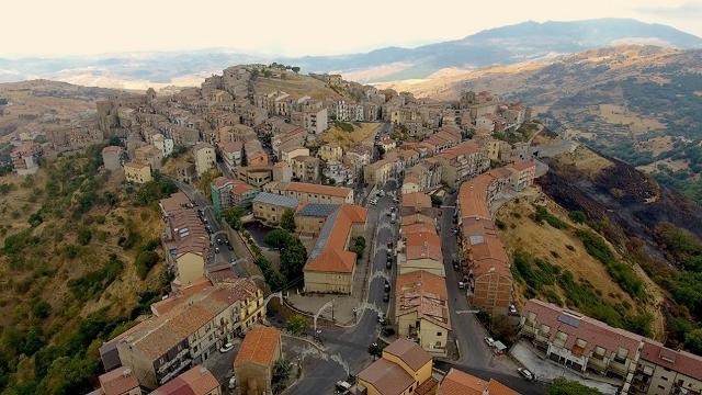 Panorama di Capizzi (ME)