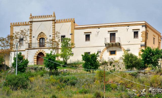 Castello di Rampinzeri a Santa Ninfa