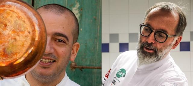 Al Cous Cous Fest anche i Cooking Show degli chef stellati Norbert Niederkofler e Pino Cuttaia