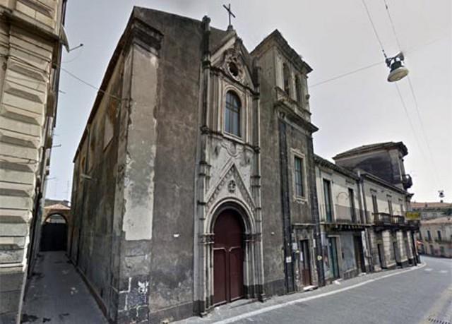 Chiesa di Sant'Antonio da Padova - Acireale
