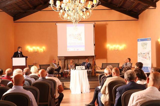 """Il convegno finale della dodicesima edizione de """"L'Isola del Tesolio"""" organizzato dal Consorzio della Filiera Olivicola"""