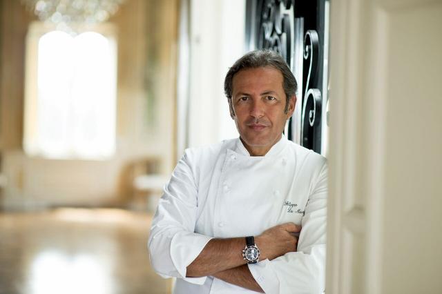Il cuoco e oste palermitano Filippo La Mantia