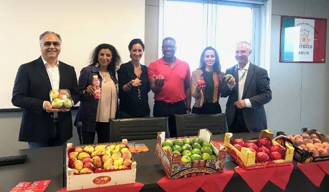 L'Arancia Rossa di Sicilia ambasciatrice dell'agricoltura Italiana negli USA
