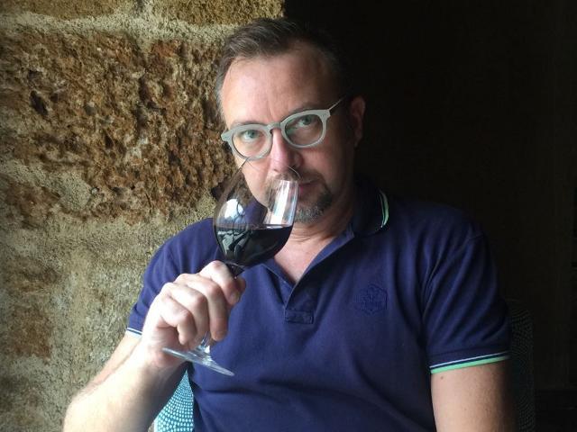 """Gianfranco Cammarata, giovane palermitano, ristoratore e appassionato di vino, proprietario di """"Arrè Gusto"""" e """"Arrè Mare"""" a Palermo"""